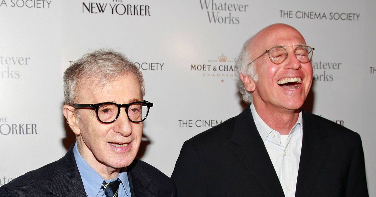 Larry David Doesn't Think Woody Allen 'Did Anything Wrong' After Reading Memoir