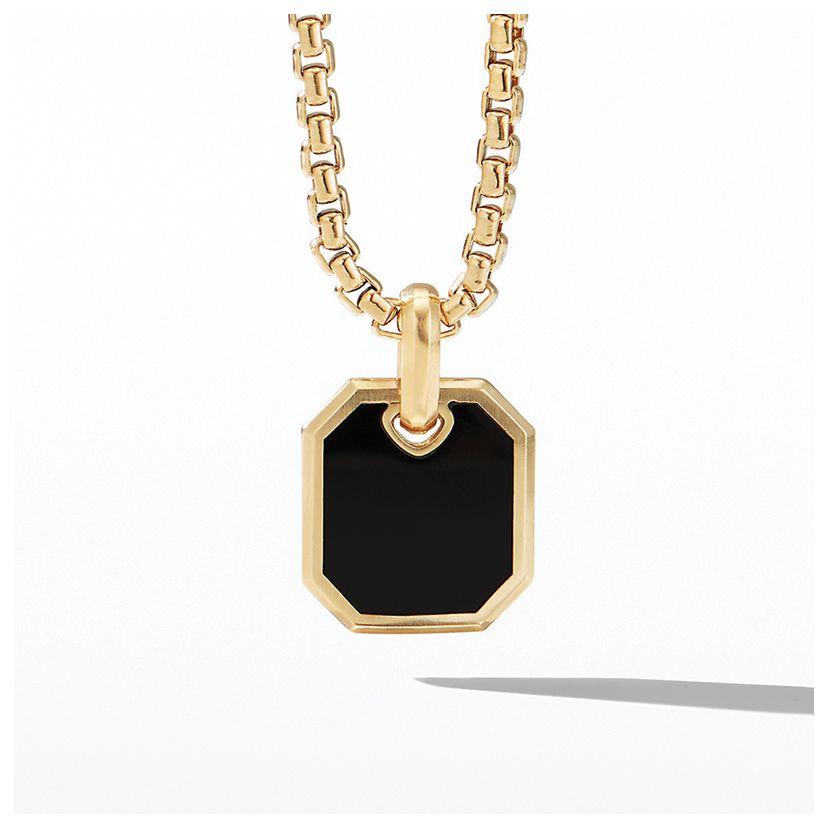 Roman Amulet in 18k Yellow Gold