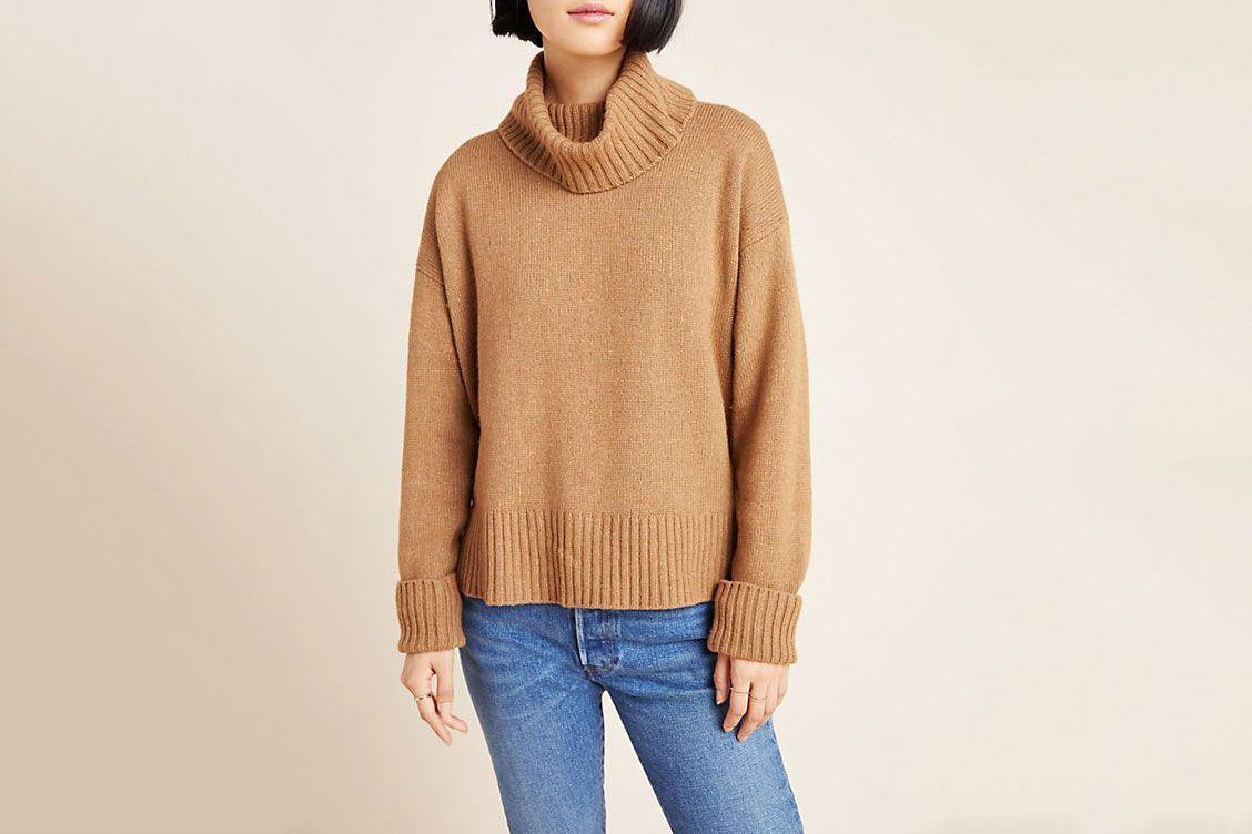 Blair Turtleneck Sweater