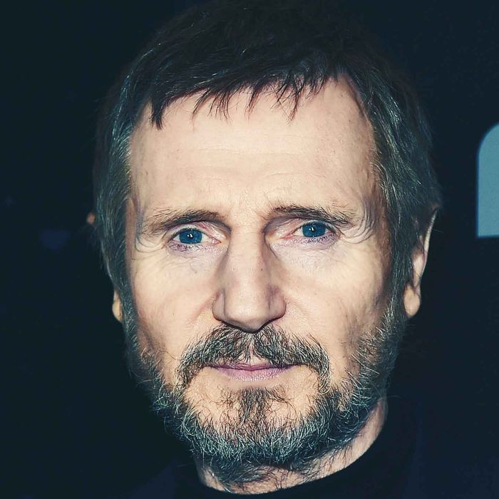 Liam Neeson for Fixing Wage Gap, Against Taking Pay Cut