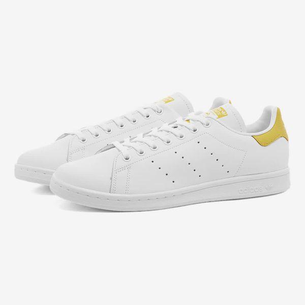 Adidas Stan Smith (White/Yellow)