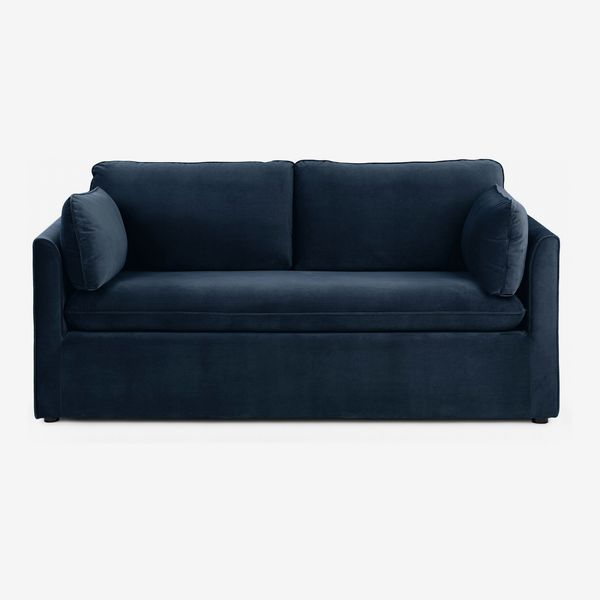 Article Oneira Tidal Blue Sleeper Sofa