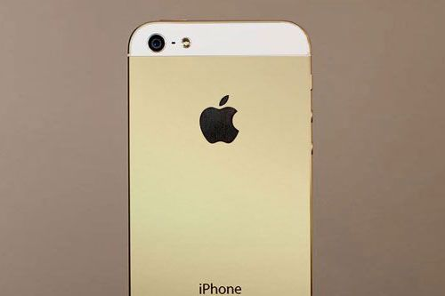 "Another reason not to buy the obnoxious <a href=""http://nymag.com/daily/intelligencer/2013/08/gold-iphone-is-probably-coming-soon.html"">""champagne"" iPhone 5S</a>."