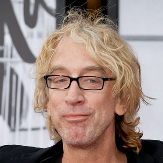 HOLLYWOOD, CA - APRIL 10: Andy Dick attends the TCM Classic Film Festival opening night gala for 'Oklahoma!' at TCL Chinese Theatre IMAX on April 10, 2014 in Hollywood, California. (Photo by Tibrina Hobson/Getty Images)