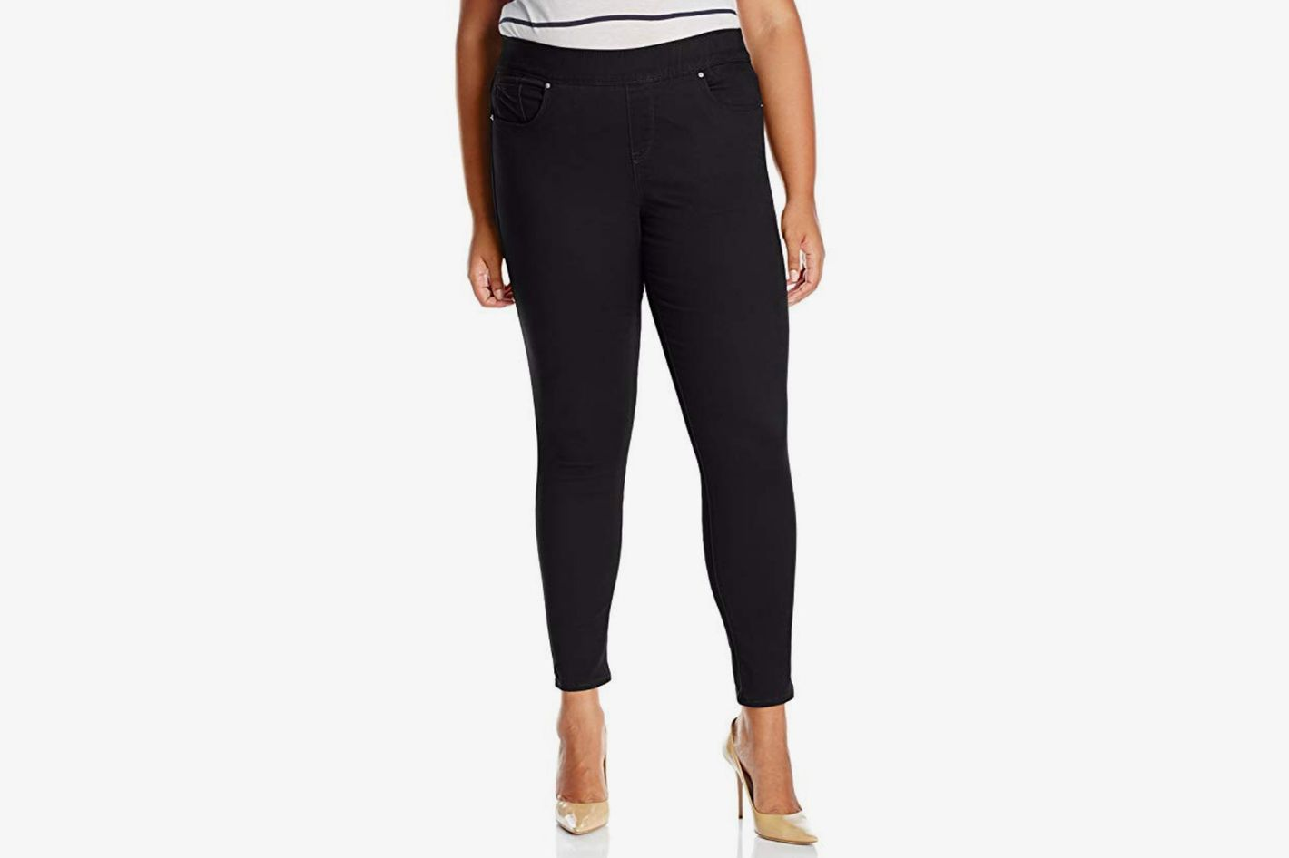 Levi's Perfectly Slimming Plus-Size Pull-on Skinny Jeans