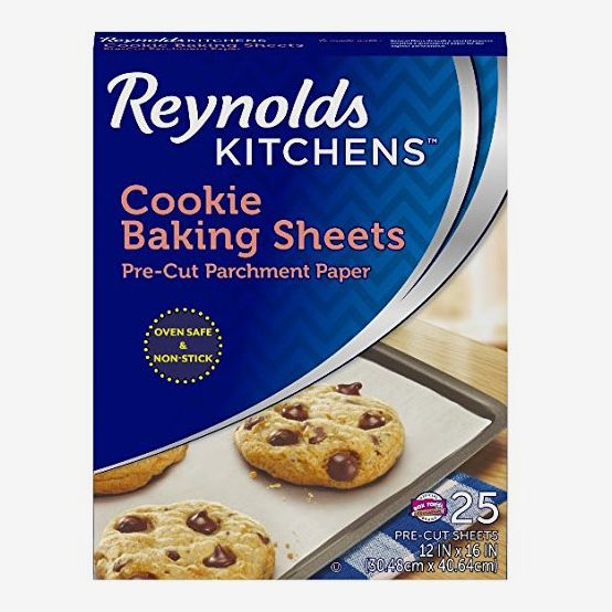 Reynolds Cookie Baking Sheets Non-Stick Parchment Paper