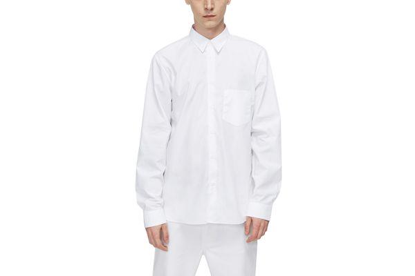 Acne Studios York Poplin Shirt