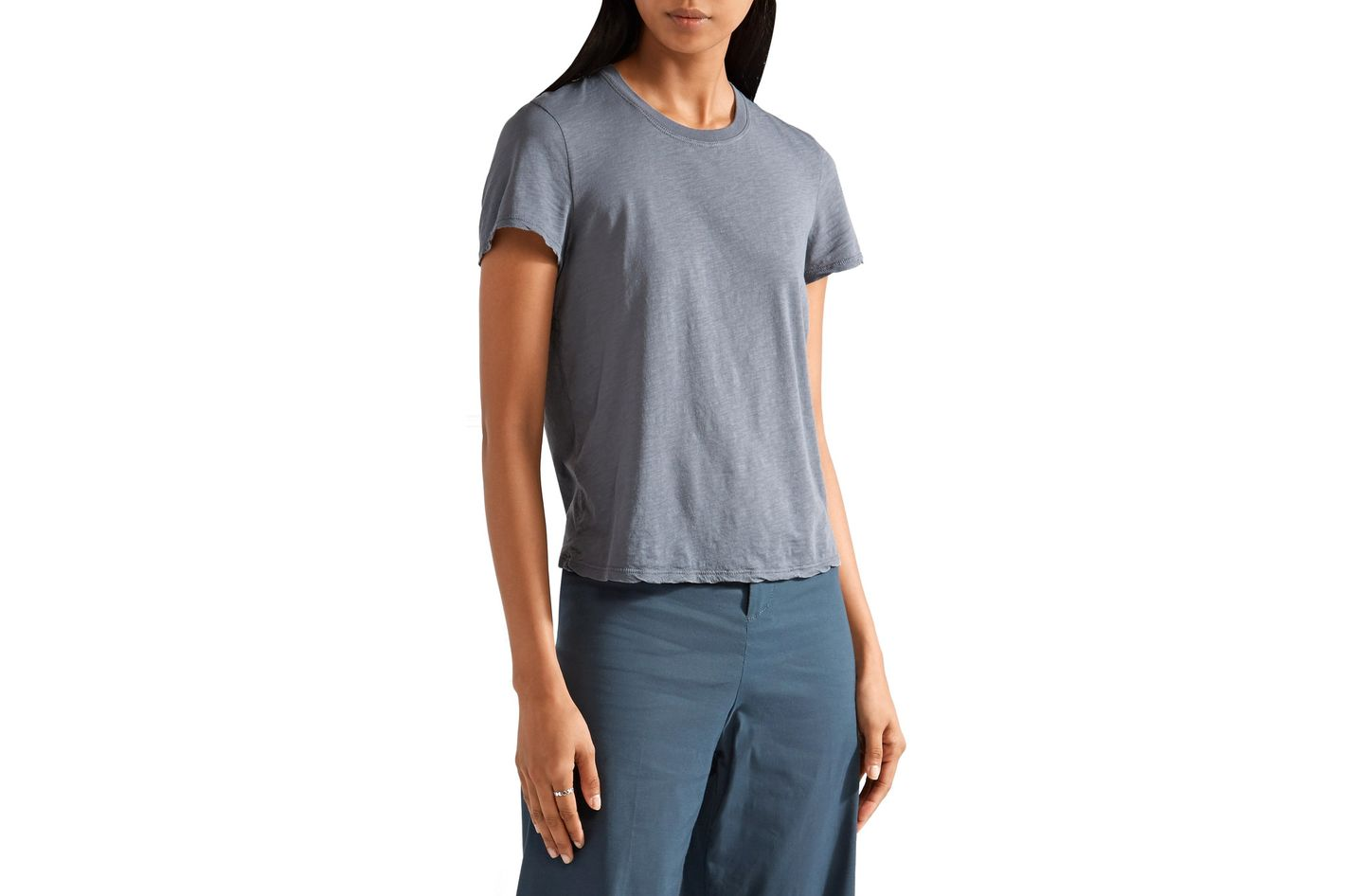 James Perse Slub Cotton T-Shirt