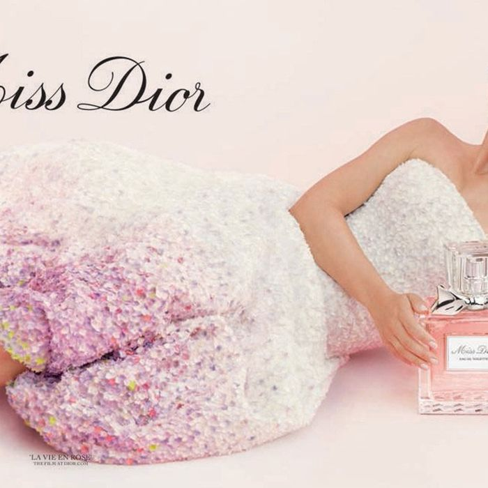 Her own Dior moment.