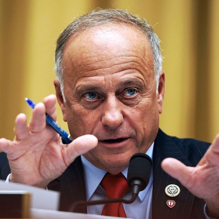 United States Representative Steve King of Iowa.