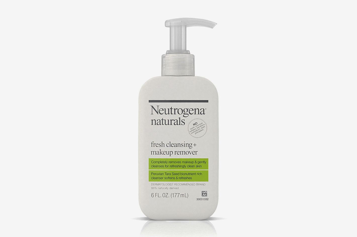 Neutrogena Naturals Fresh Cleansing Daily Face Wash + Makeup Remover