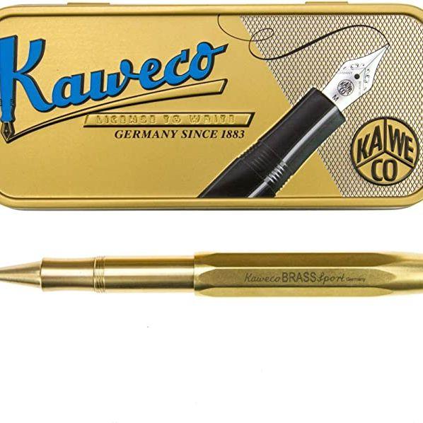 Kaweco Brass Sport Gel Ballpoint Pen