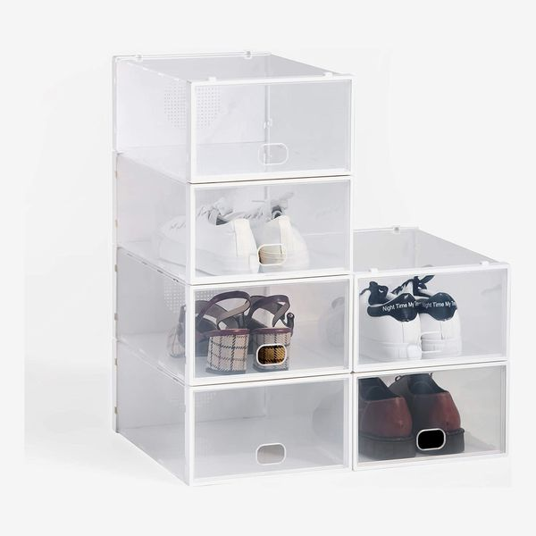 Hododou Stackable Shoe Box