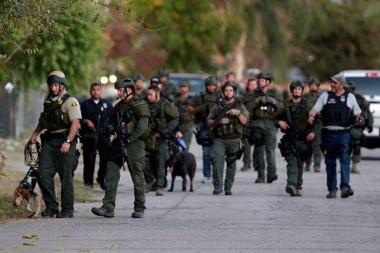 California Shootings