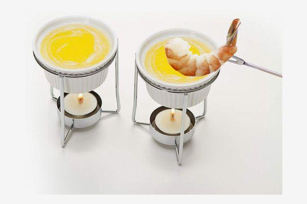 Prepworks by Progressive Ceramic Butter-Warmer Set, Set of 2