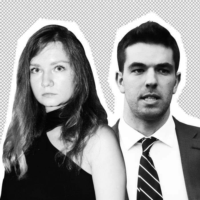 Anna Delvey, Billy McFarland.