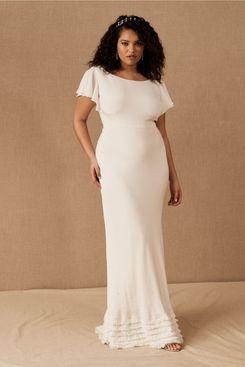 BHLDN Harrow Gown