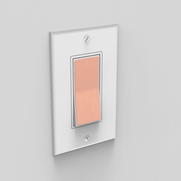 CuGrip Light Switch Wraps, 4 Pack