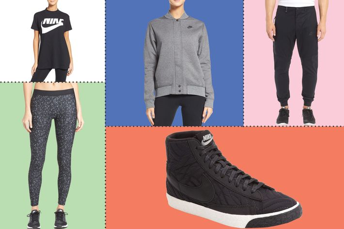 Nike Workout Gear and Leggings On Sale