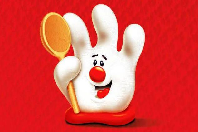 Hamburger Helper: He's been burned one too many times.