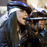 The Tonight Show with Jay Leno ? Aaliyah