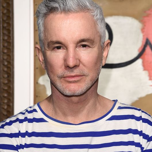 MIAMI BEACH, FL - DECEMBER 03:  Baz Luhrmann attends Art Basel Miami Beach 2014 - VIP Preview at the Miami Beach Convention Center on December 3, 2014 in Miami Beach, Florida.  (Photo by Venturelli/Getty Images)