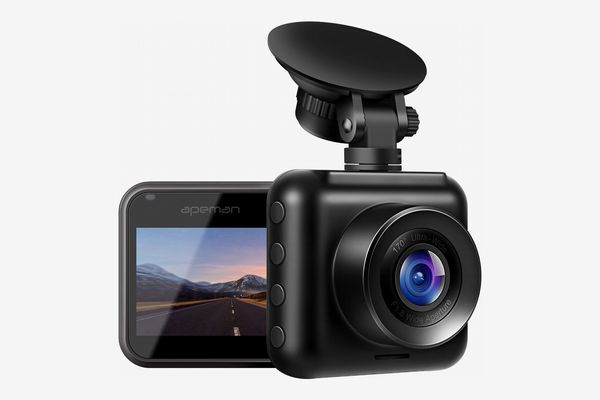 "APEMAN Dash Cam, 2"" Screen, 1080P Full HD Mini, 170 Degree Wide Angle Lens"
