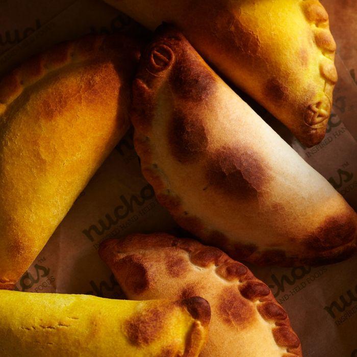 An empananza of empanadas.