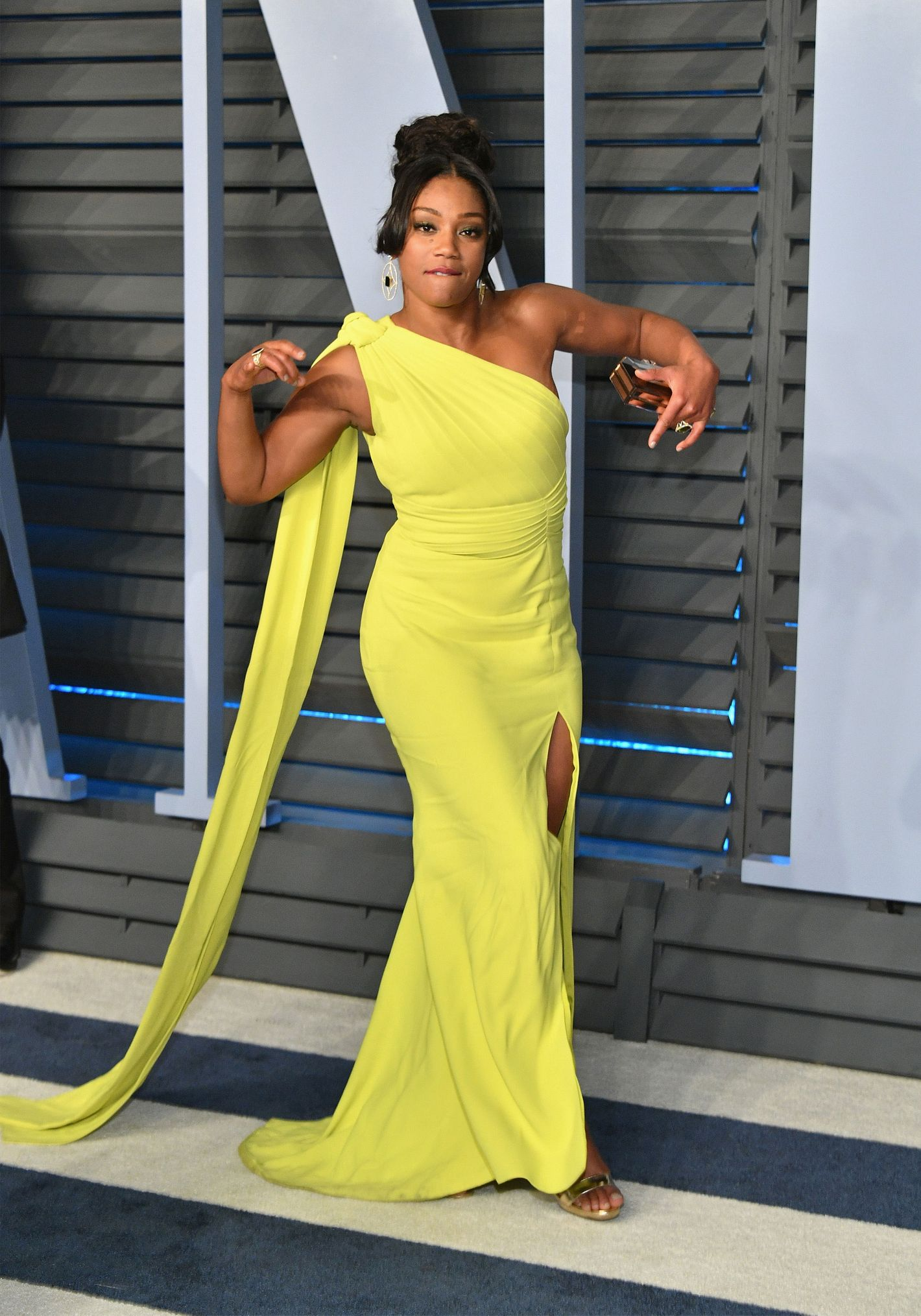 The Best Looks From the Vanity Fair Oscars After-Party