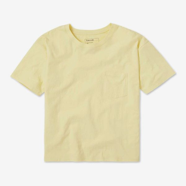 Entireworld Recycled Cotton Easy T
