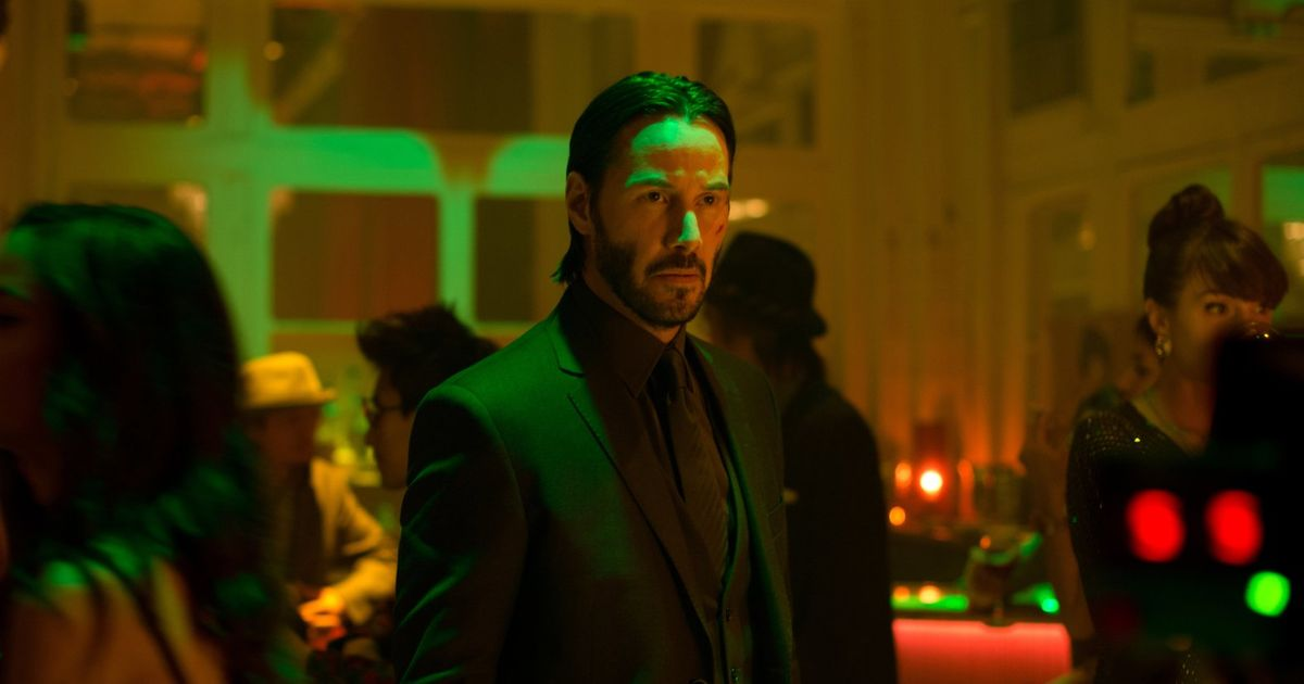 A Third John Wick Is Reportedly In The Works So Hollywood