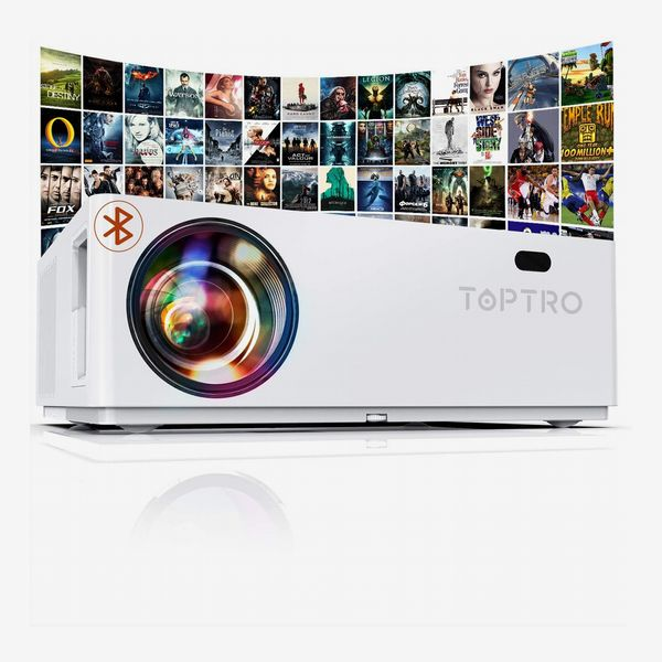 TOPTRO Bluetooth Projector