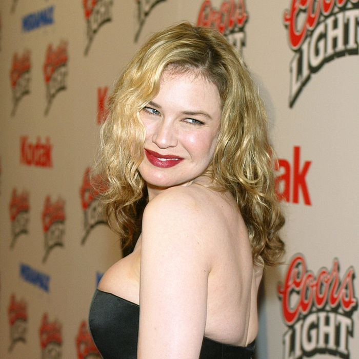 Actress Renee Zellweger arrives at the premiere of