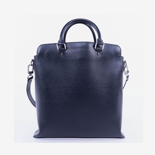 Louis Vuitton Cabas Jour Bag Owned by Roxane Gay