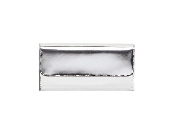 Maison Margiela Mirror Calf Leather Wallet