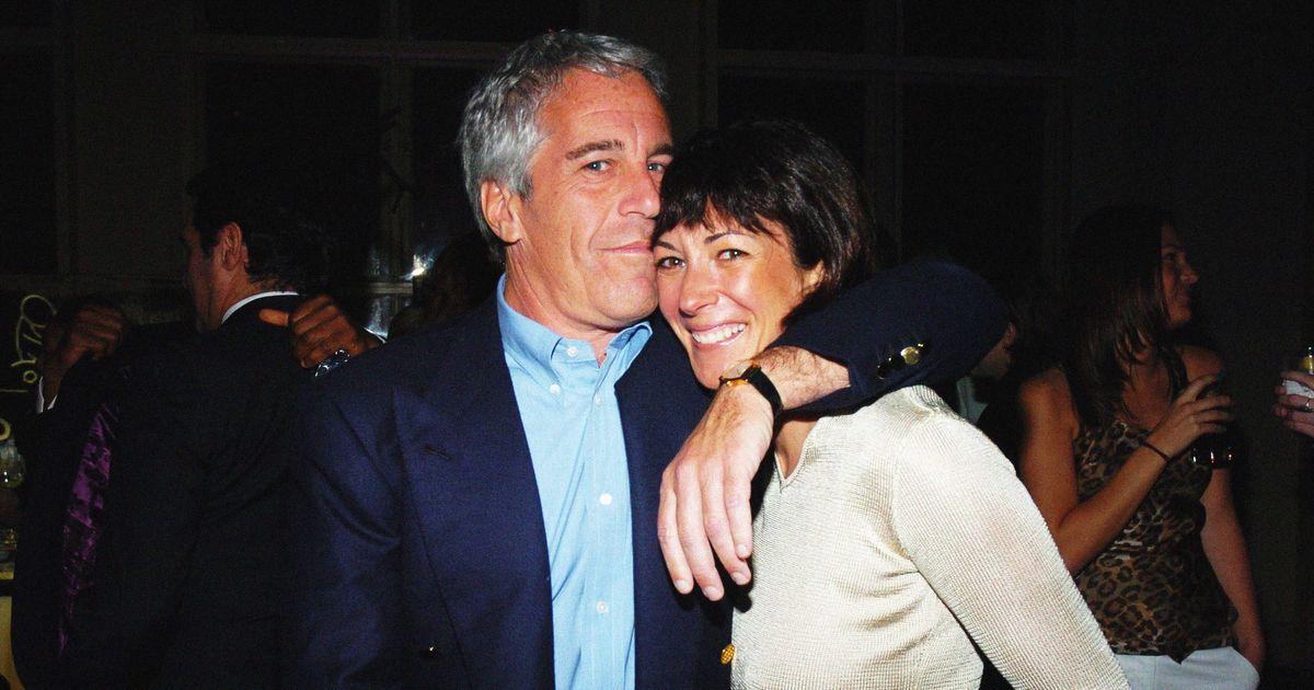 The Socialite on Epstein's Arm