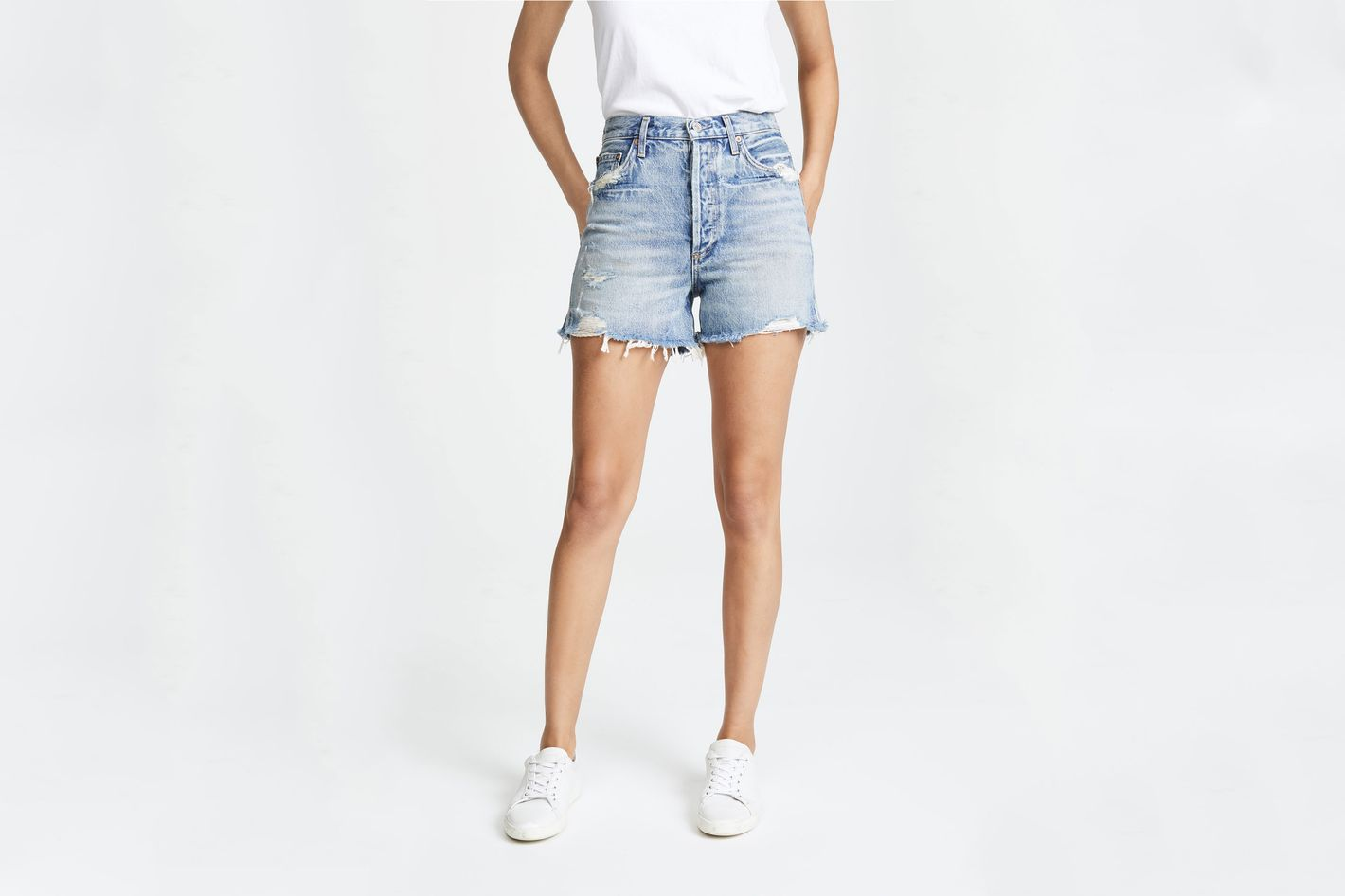 Agolde Parker Vintage Cut-Off Short