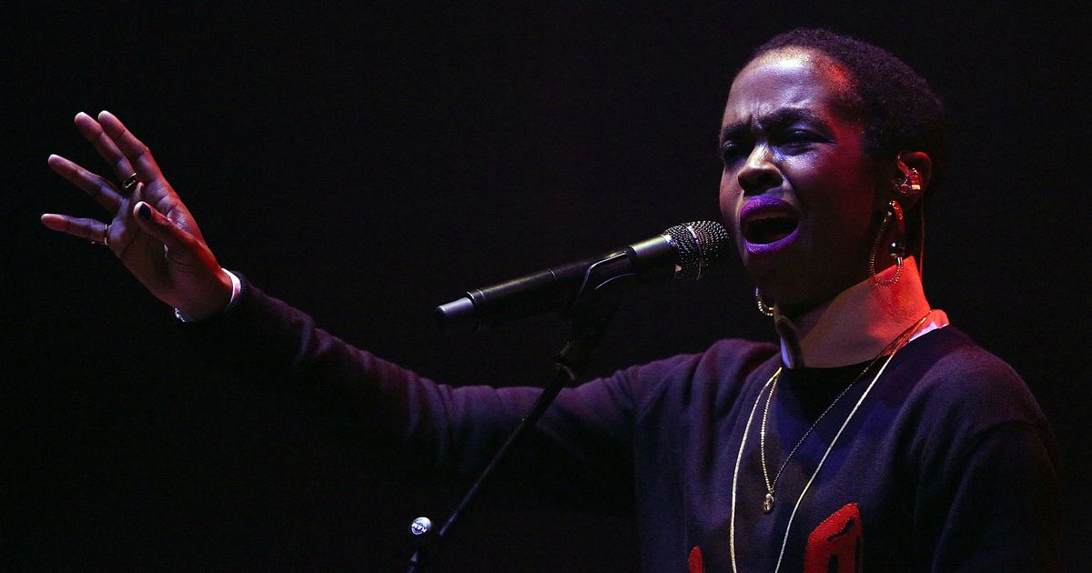 Lauryn Hill Turned Up at Coachella for a Surprise Performance With DJ Snake
