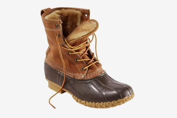 L.L.Bean Women's Bean Boots 8