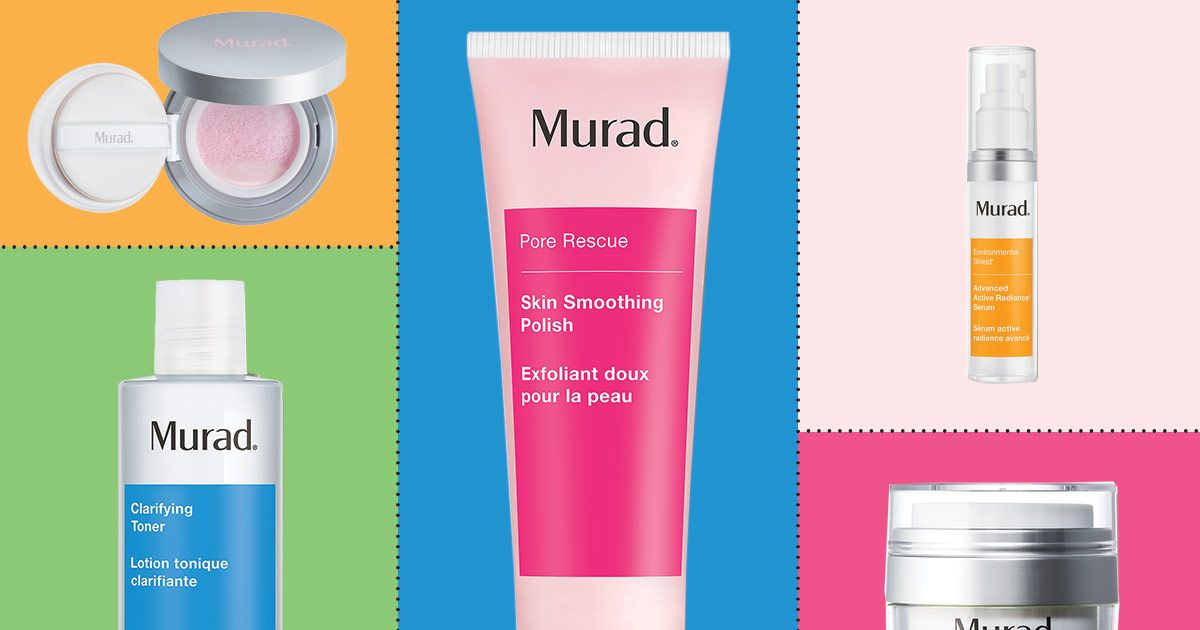 A Bunch of Dermatologist-Formulated Murad Skin Care for 20 Percent Off