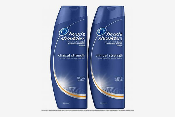 Head and Shoulders Anti Dandruff Clinical Strength, Seborrheic Dermatitis Shampoo