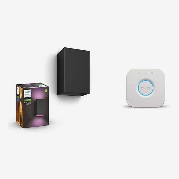 Philips Hue White and Colour LED Smart Outdoor Wall Light