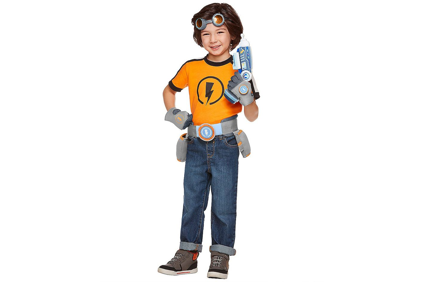 Rusty Rivets Toddler Rusty Costume