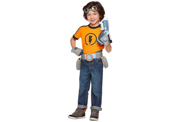 Rusty Rivets Toddler Rusty Costume