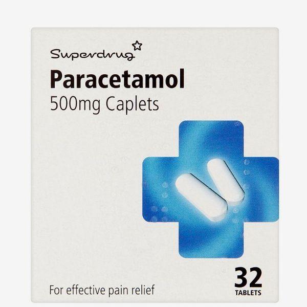 Paracetamol 500mg 32 Tablets