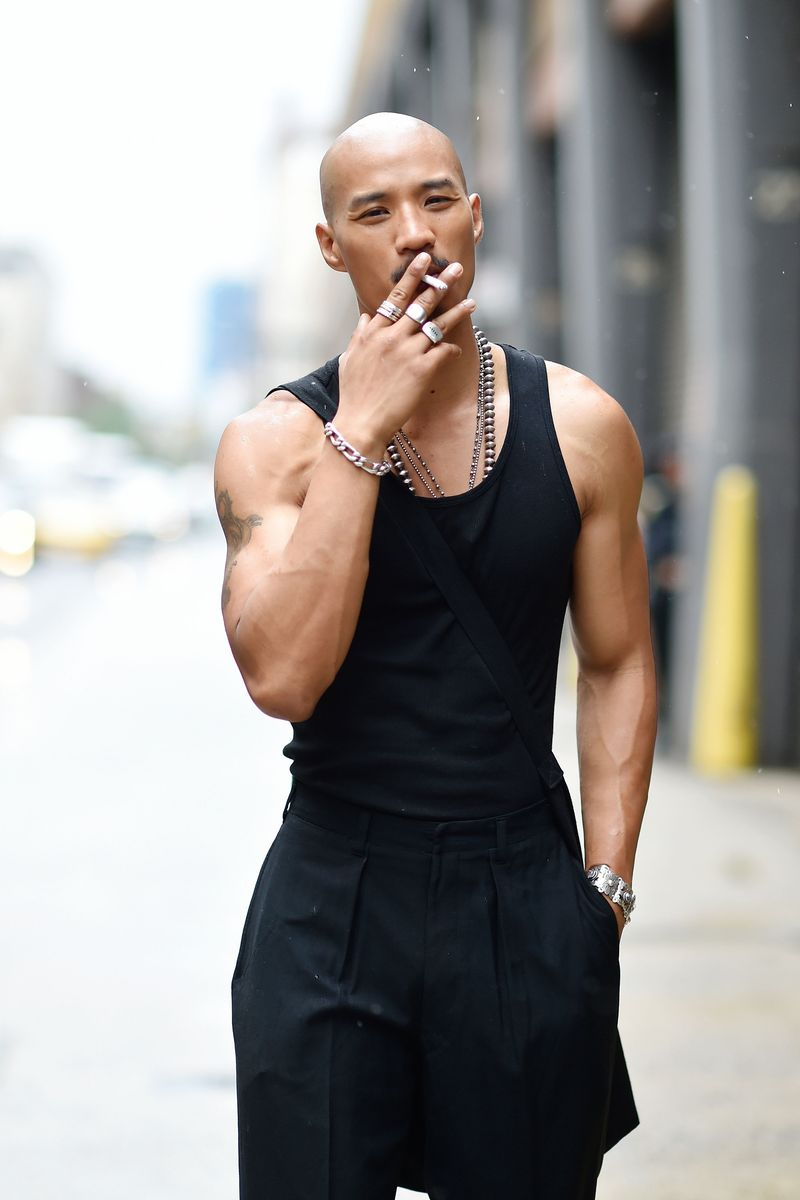 The First Street Style From New York Fashion Week Men 39 S The Cut
