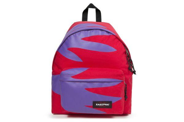 Eastpak Padded Pak'r Don't Let Go Red Backpack