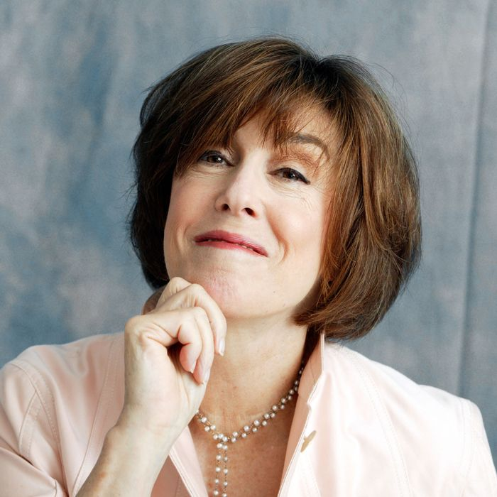Nora Ephron, photographed in 2005.
