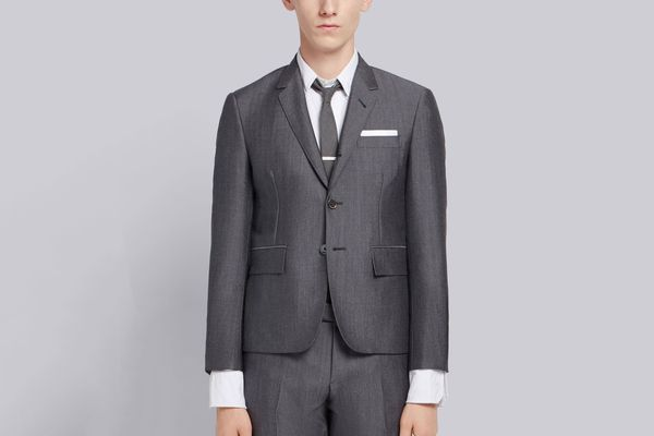 Thom Browne RWB Selvedge High Armhole
