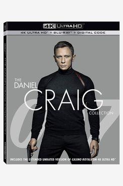 007: The Daniel Craig Collection